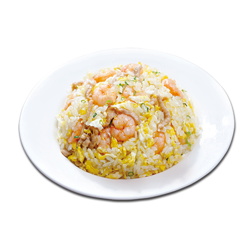 Shrimp & Pork fried rice