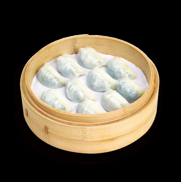 Vege & Pork Dumpling