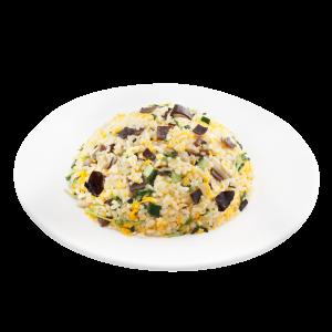 Vege & Mushroom fried rice